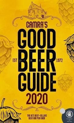 Listed in Camra Good Beer Guide 2020